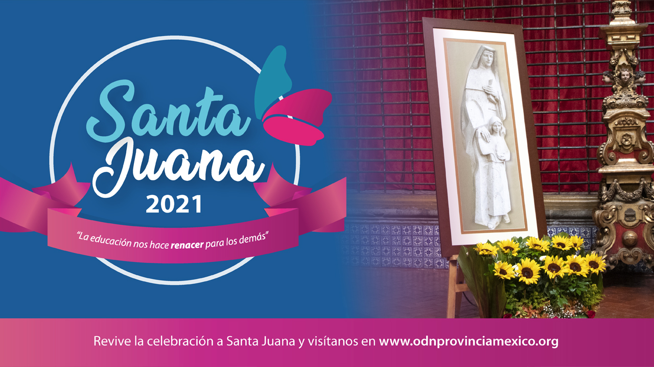 Eucaristía Santa Juana de Lestonnac
